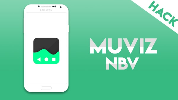 Muviz NavBar Music Visualizer APK PREMIUM UNLOCKED