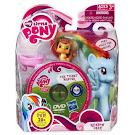 My Little Pony Single with DVD Rainbow Dash Brushable Pony