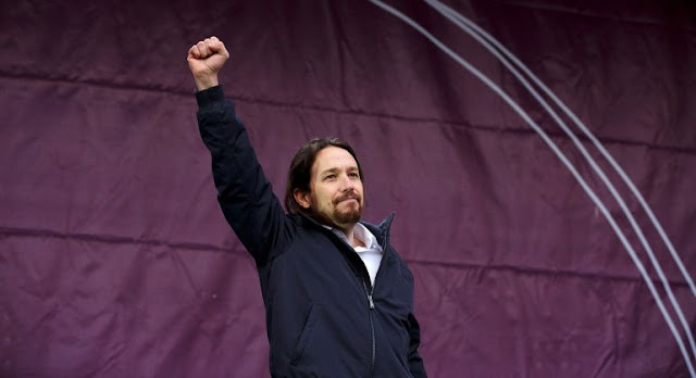 Pablo Iglesias no se une al pacto antiyihadista