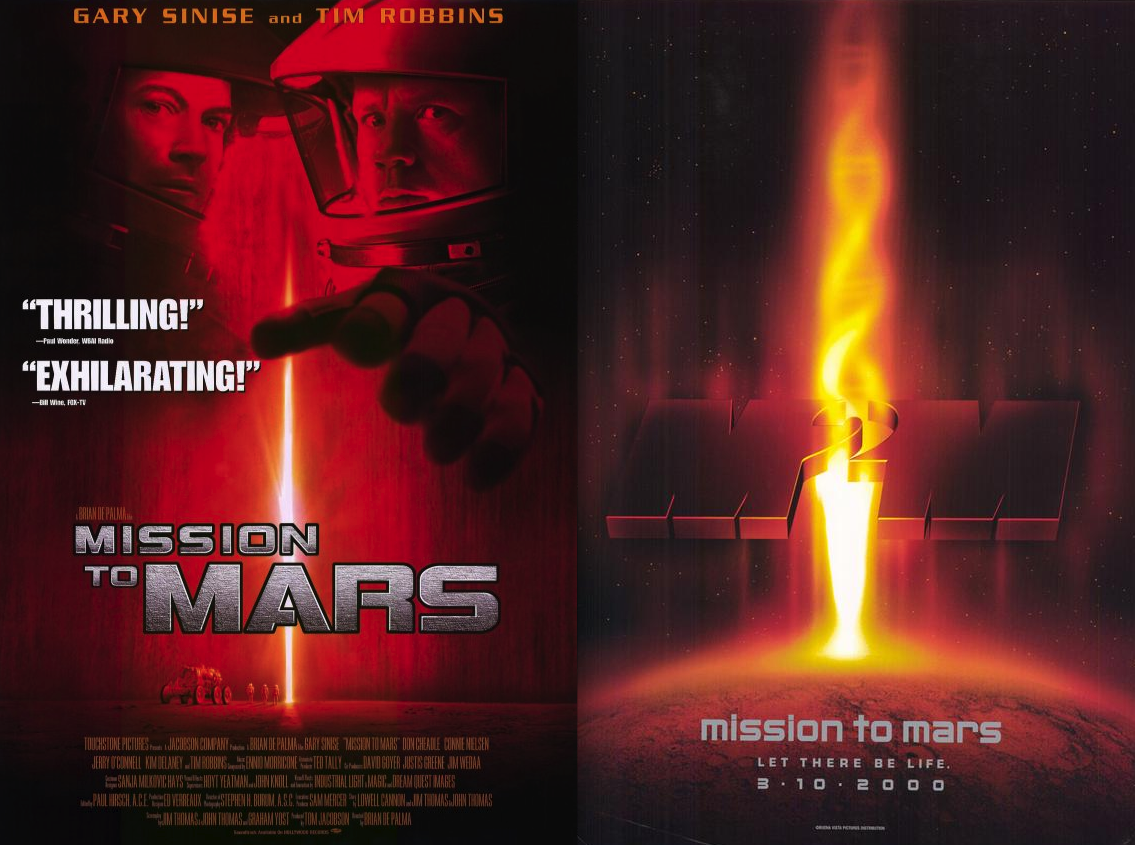mission to mars poster - photo #19