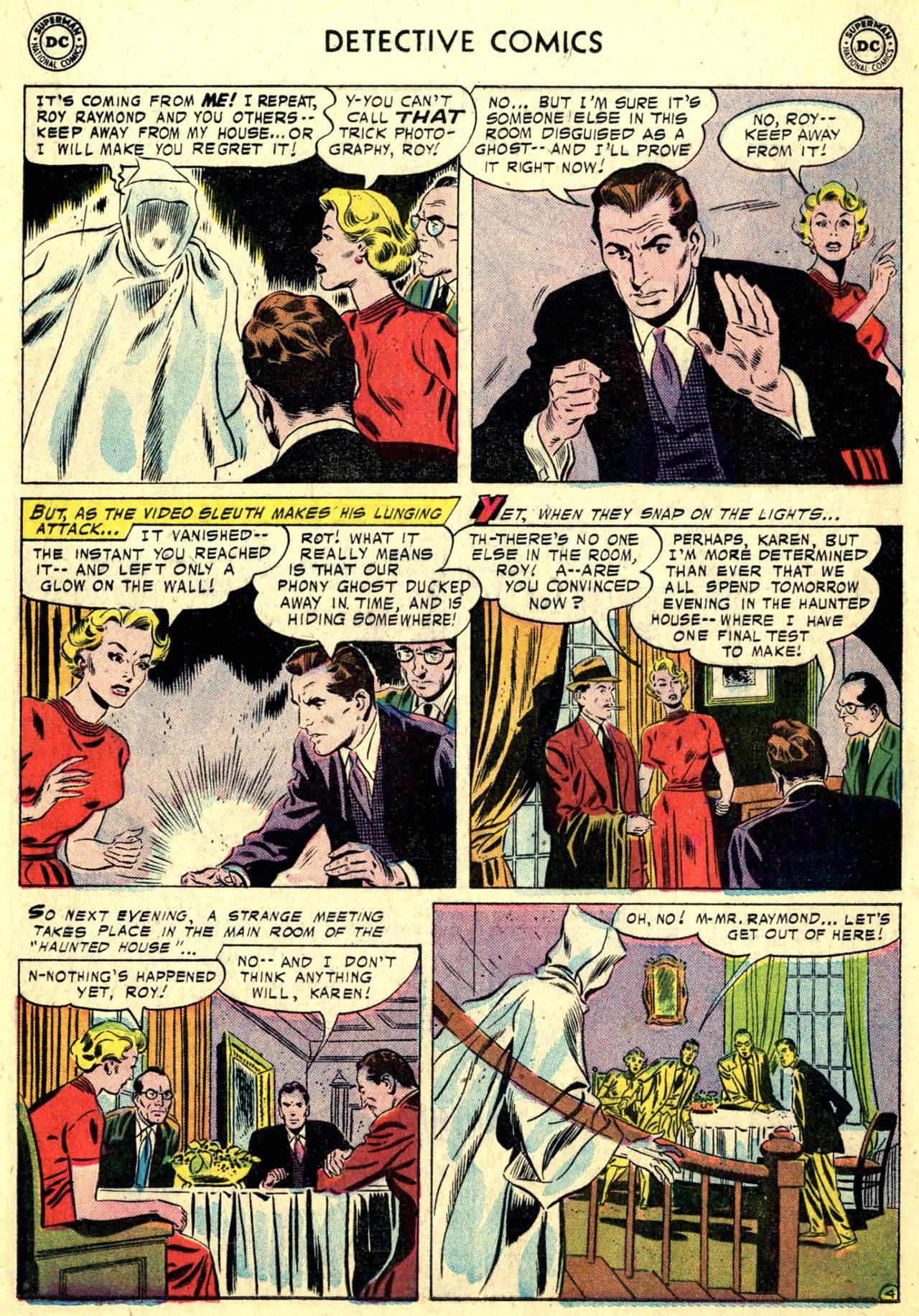 Read online Detective Comics (1937) comic -  Issue #249 - 21