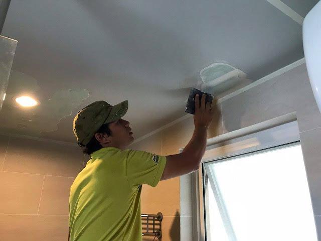 Dịch vụ sơn sửa lại căn hộ trọn gói giá rẻ tại quận 10