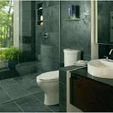 Bathroom Ideas With Stacked Stone