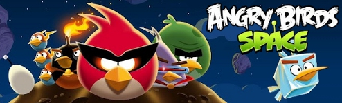 Angrybird Space