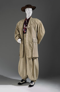 Zoot suit, collection of LACMA