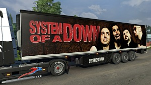 System Of A Down trailer mod