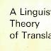Menelaah Teori Pergeseran Terjemahan (Translation Shift)