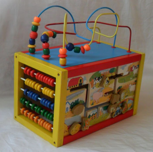 And Find Treasures Awesome Bead Maze Toy