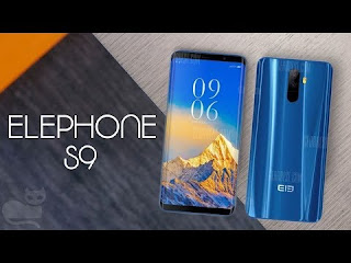 Features of Elephone S9 Pro
