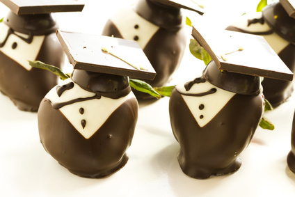 Sweet Graduation Treats Preppy Empty Nester F