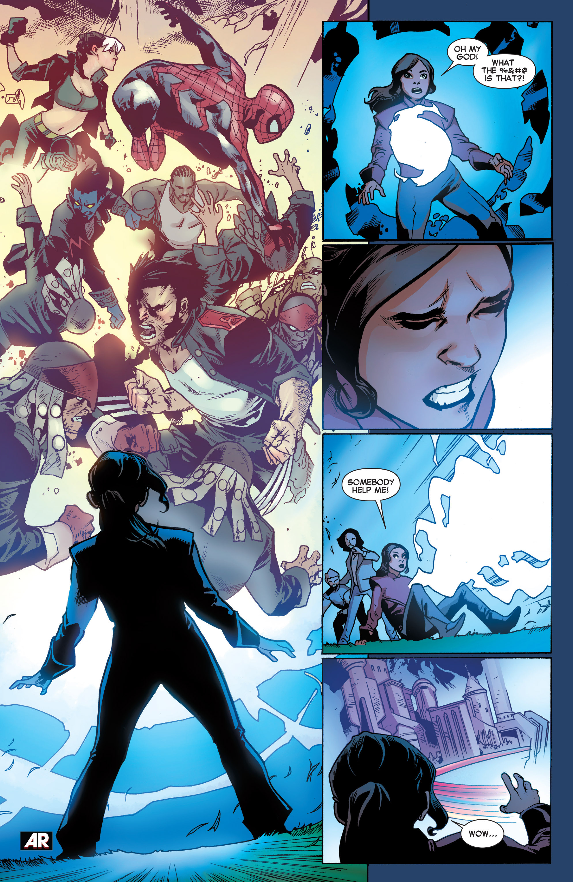 Read online All-New X-Men (2013) comic -  Issue #31 - 14