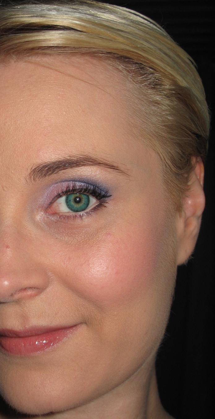 Colored Contact Lenses Freshlook Dimensions Caribbean Aqua