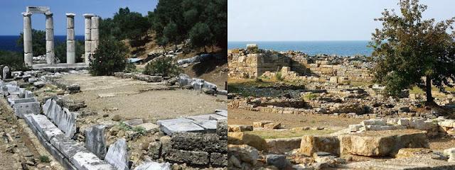 Αποτέλεσμα εικόνας για αρχαιολογικοι χωροι