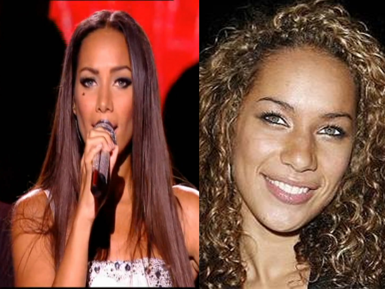 Leona Lewis Nose Job