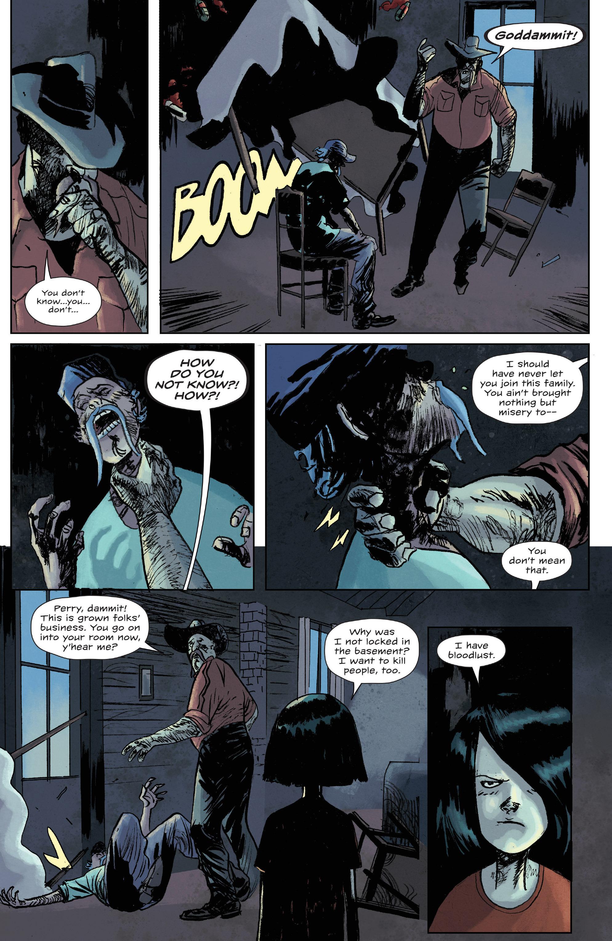 Read online Redneck comic -  Issue #2 - 8