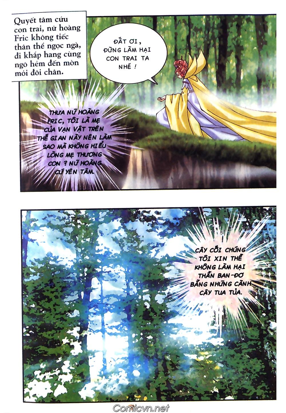 Thần thoại Bắc Âu - Chapter 43: Tình mẫu tử - Pic 12