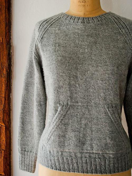Sweatshirt Sweater - Free Pattern