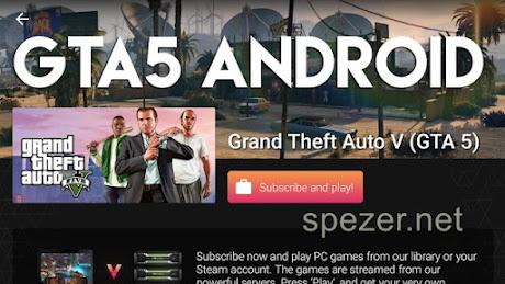 Cara Main GTA 5 Android Secara Offline dan Online