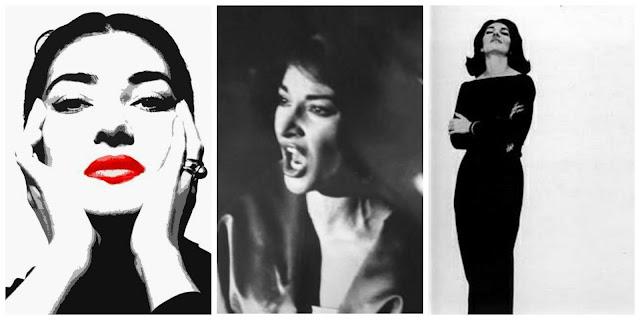 Maria Callas Diva