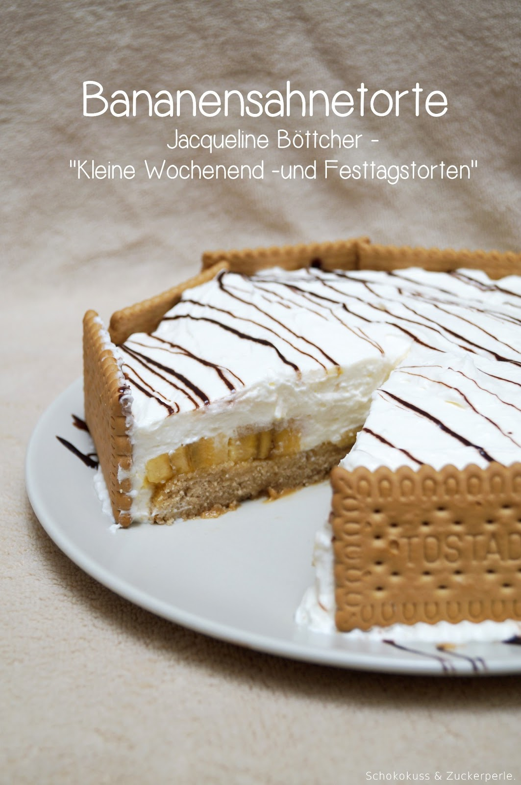 Kleine Kuchen Projekt Teil Schokokuss Und