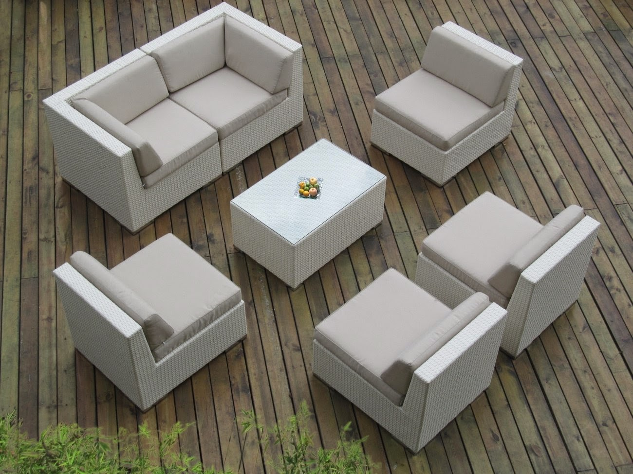 Ohana Outdoor Sectional Couch