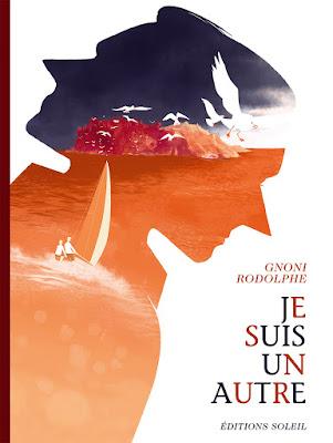 """Couverture de """"JE SUIS UN AUTRE"""" de Lautent Gnoni et Rodolphe chez Delcourt"""