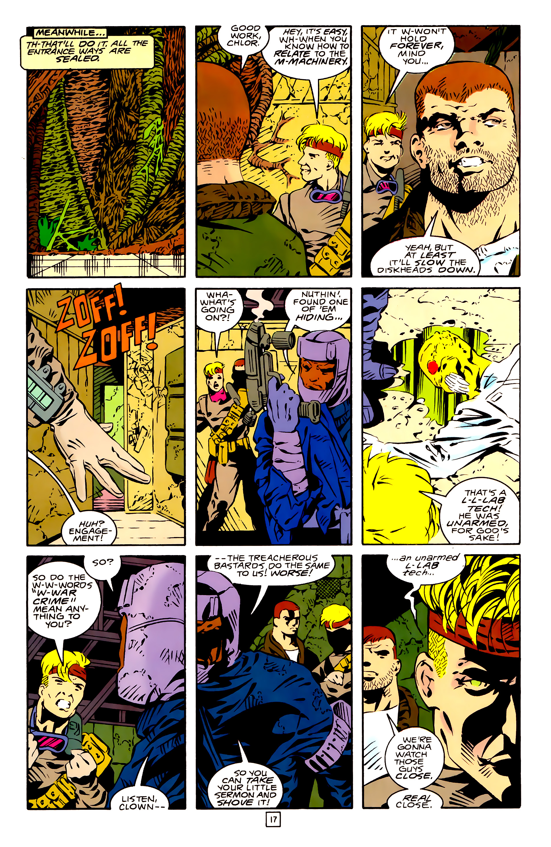 Legion of Super-Heroes (1989) 26 Page 17