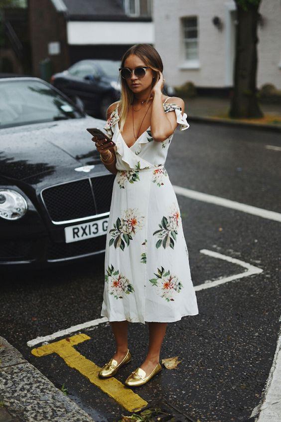 #blog #estilo #style #look #outfit #vestido #dress #romanticdress #femme #streetstyle #estiloderua #NinaSuess