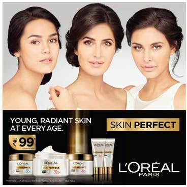 Loreal Skin Perfect Range