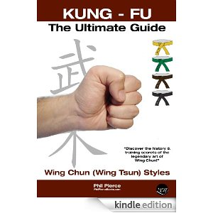 Wing Chun Kung Fu Guide - Now on Amazon! | Black Belt Fit