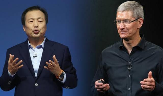 Rahasia Samsung Raih Sukses di Dunia Gadget