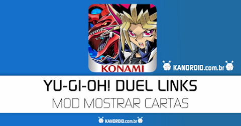 Yu-Gi-Oh! Duel Links v2.7.0 APK Mod [Sempre Ganhe e Cartas]