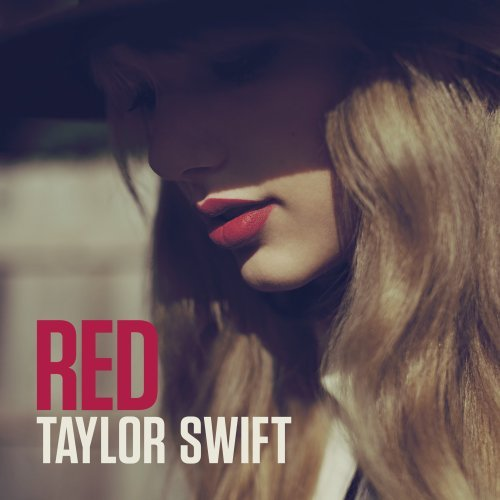 ღ Love Vu~ 4ever ღ: [Album] Taylor Swift - Red [Itunes