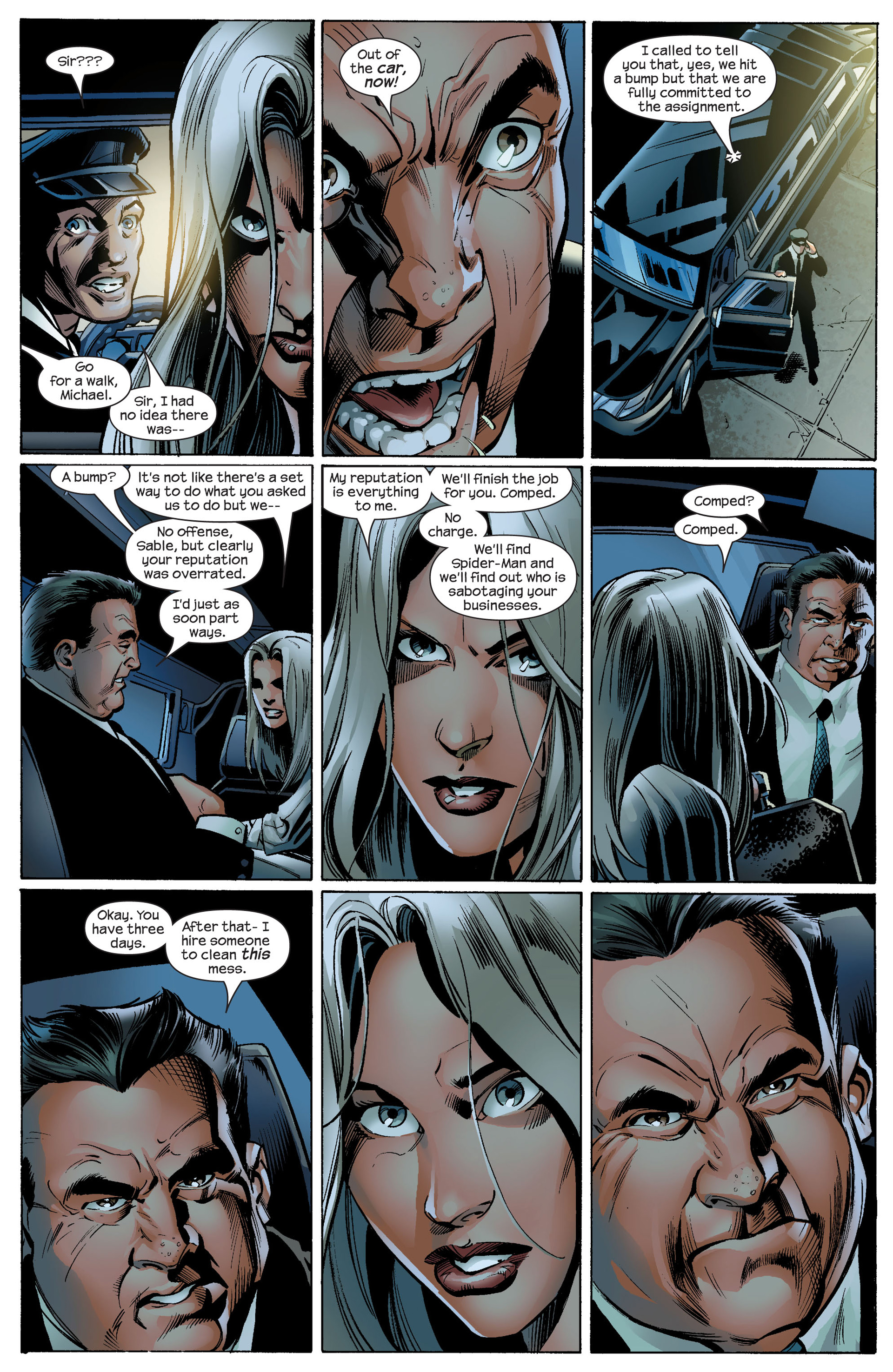Read online Ultimate Spider-Man (2000) comic -  Issue #87 - 14