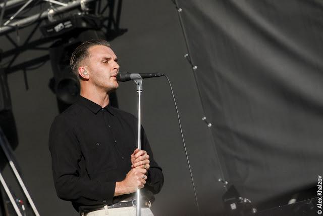 Hurts на фестивале Ласточка