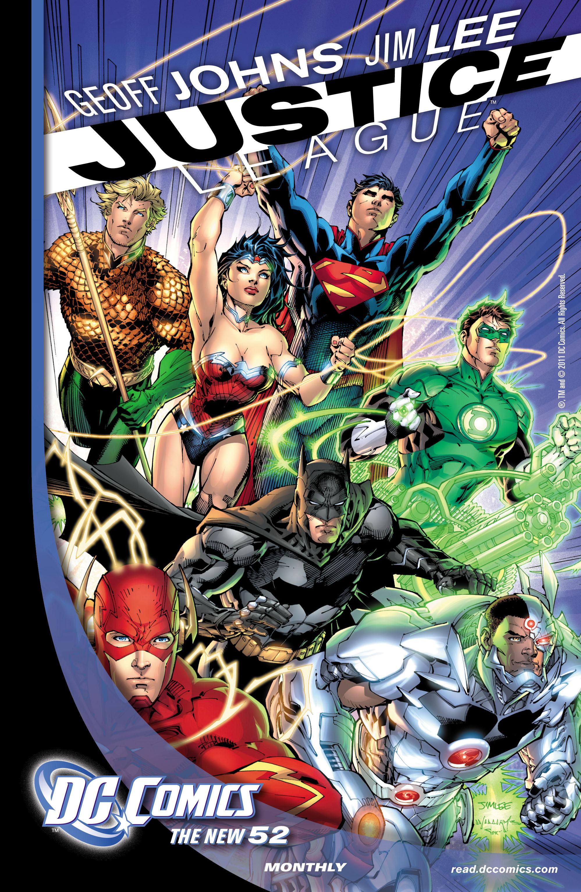 Read online Aquaman (2011) comic -  Issue #7 - 23