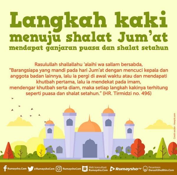21 Kata Kata Islami Tentang Hari Jumat Nasehat Peringatan