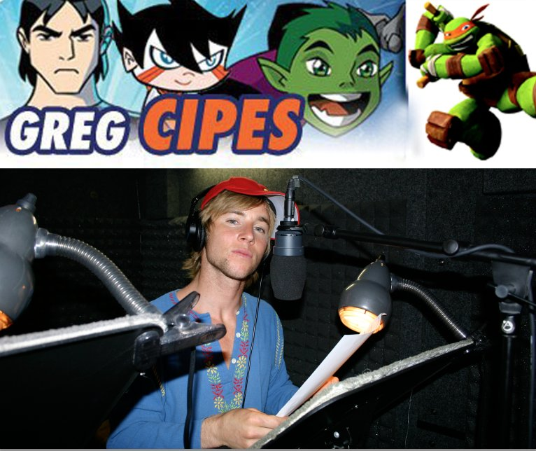 Greg Cipes