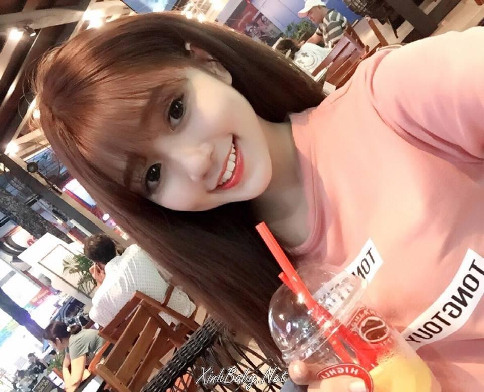 Gái xinh facebook - Link facebook Nguyễn An Vy - Gái xinh Sài Gòn