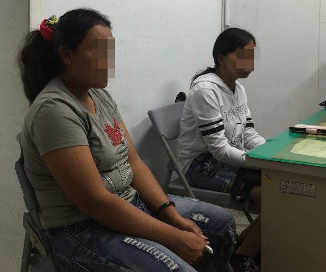 Dua TKW Kaburan Asal Indonesia Tertangkap Polisi Saat Jalan - Jalan ke Yilan
