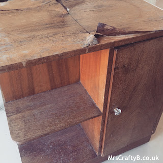 Mrs crafty b for Furniture upcycling course