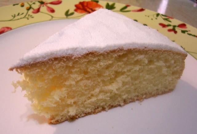 Torta Margarita (Torta Maguerita-Paneangeli). Receta