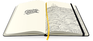 Review: The ColoringNotebook