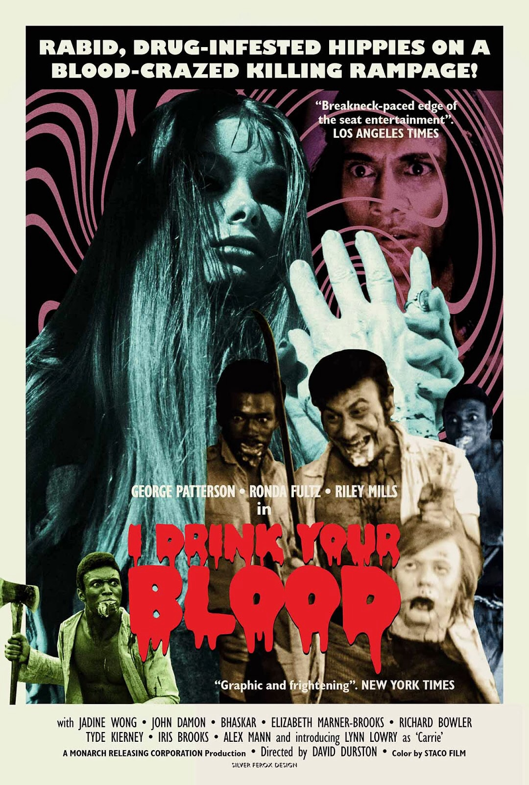 I Drink Your Blood Movie Review