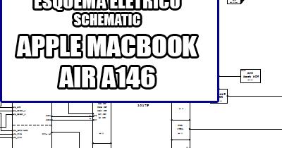 Esquema Elétrico Notebook Laptop Notebook Apple Macbook