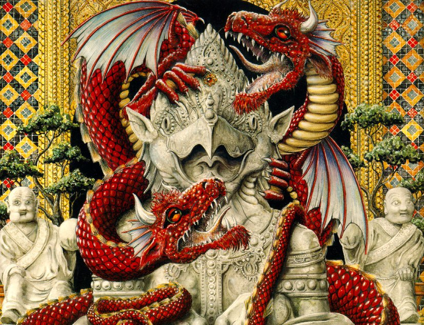 Korean Dragons Mythology: Dragon (Asian