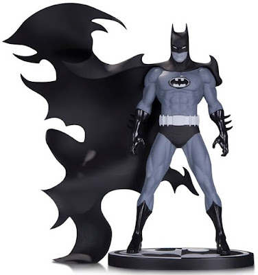 Batman Black & White Statue by Norm Breyfogle x DC Comics