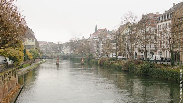 Viaje Alsacia Estrasburgo