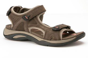 b80a73ddd1d12 This is a very similar sandal to the Ecco Yucaton in it's build, weight and  recommendations. This sandal is approved by the American Medical Podiatric  ...