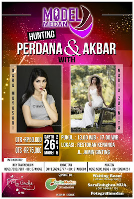 Event - Hunting Fotografi Medan ( Model Medan )